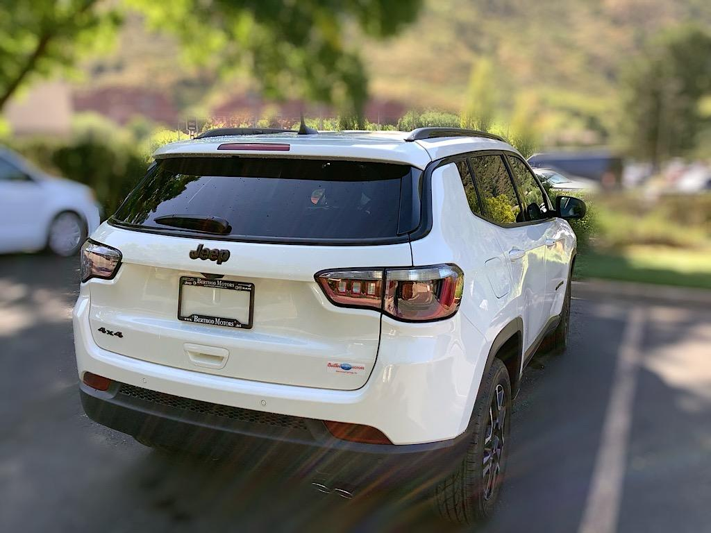 New 2019 JEEP Compass Upland Edition