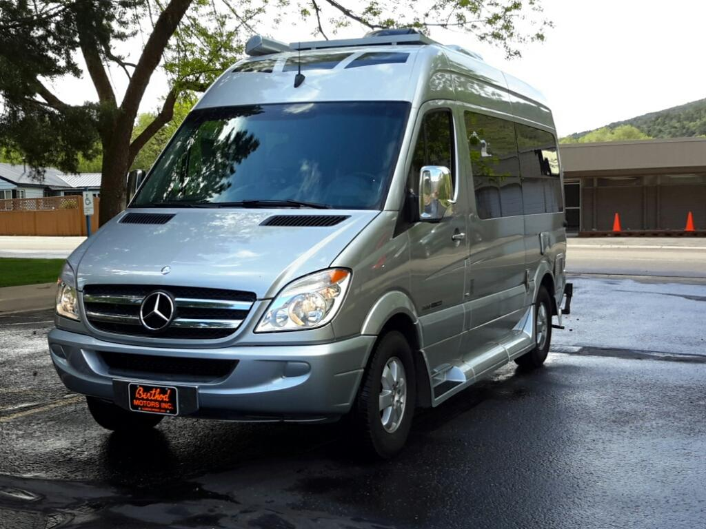Pre-Owned 2013 Mercedes-Benz Sprinter 2500 Base