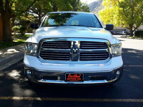 Certified Pre-Owned 2015 Ram 1500 Classic Big Horn