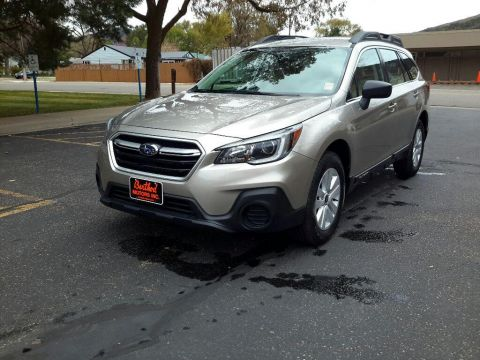 Pre-Owned 2018 Subaru Outback Base
